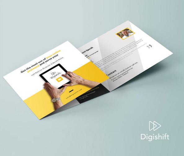 Brochure for Company Profile