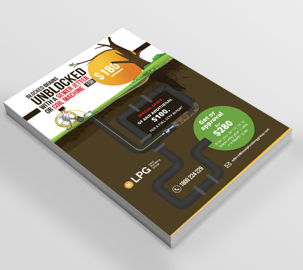Discount and Service Leaflet