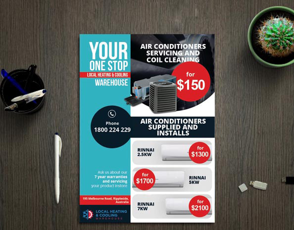 Startup Small business Flyers